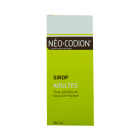 Neo-Codion adultes sirop 180ml