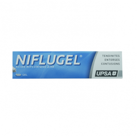 UPSA Niflugel 2,5%, gel tube 60g