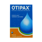 BIOCODEX Otipax solution pour instillation auriculaire flacon 16g