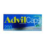 Advilcaps 200mg 16 capsules molles