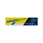 Apaisylgel 0,75% gel pour application locale 30g
