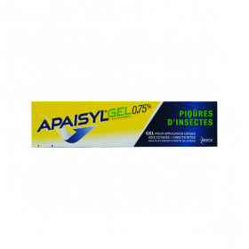 APAISYL Apaisylgel 0,75% gel pour application locale 30g