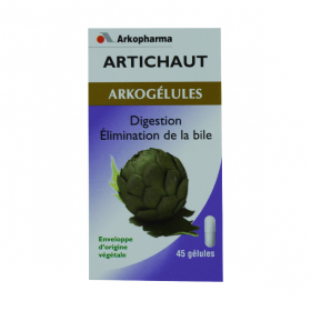 Arkogelules artichaut 45 gélules