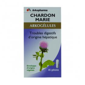 ARKOPHARMA Arkogelules chardon marie 45 gélules