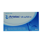 Artelac 1,6 mg/0,5 ml collyre en 60 récipients unidoses