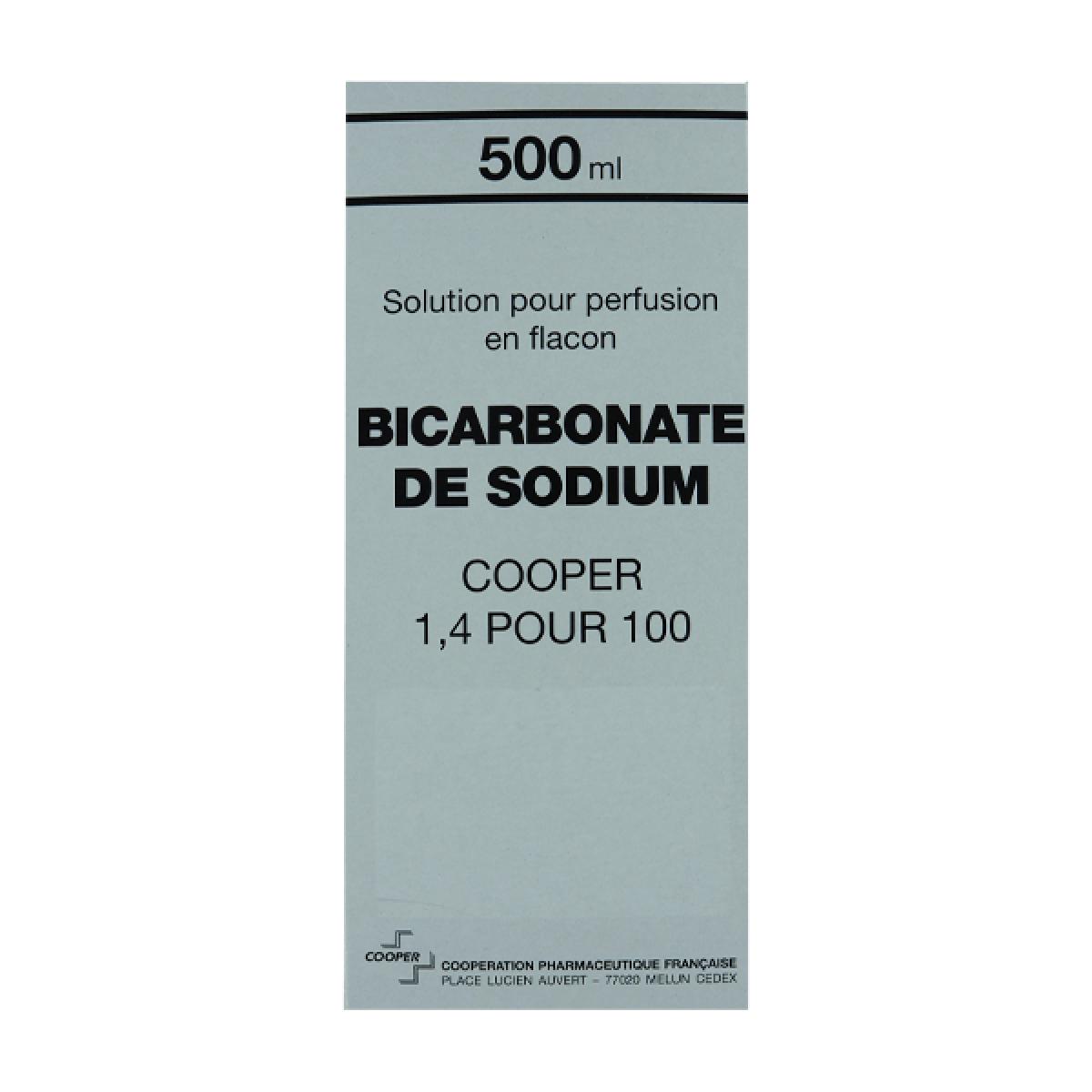 Cooper bicarbonate de sodium cooper 1 4 solution pour - Bicarbonate de soude et bicarbonate de sodium ...