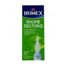 HUMEX Rhume des foins à la béclométasone pour pulvérisation nasale 100 doses