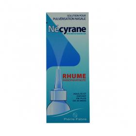 PIERRE FABRE SANTE Necyrane solution pour pulvérisation nasale 10ml