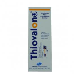 PFIZER Thiovalone suspension pour pulvérisation buccale 12ml