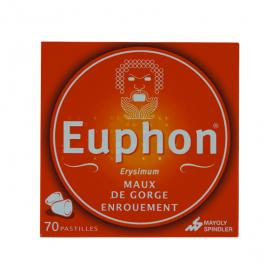 MAYOLY SPINDLER Euphon 70 pastilles