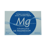 EUROPHTA Granions de magnesium 3,82mg/2ml solution buvable 30 ampoules