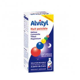 ALVITYL nuit paisible 150ml