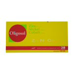 LABCATAL Oligosol zinc-nickel-cobalt solution buvable 28 ampoules 2ml