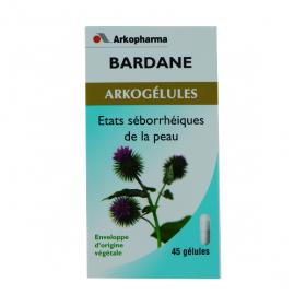Arkogelules bardane 45 gélules