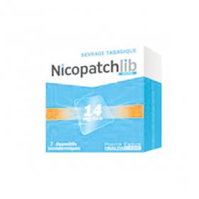 NICOPATCH 14mg/24h 7 patchs