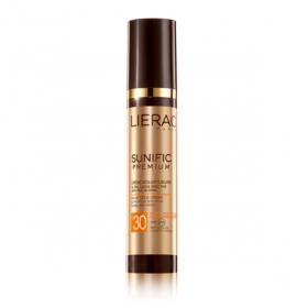 LIERAC Sunific premium crème voluptueuse spf30 50ml