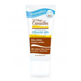 Déo-crème aisselles sensibles 50ml