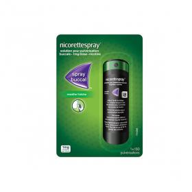 NICORETTE Spray boite de 1 flacon 1mg