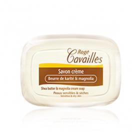 Savon crème beurre de karité et magnolia 115g
