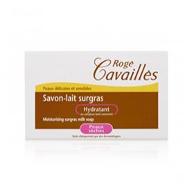 ROGÉ CAVAILLES Savon-lait surgras hydratant 100g