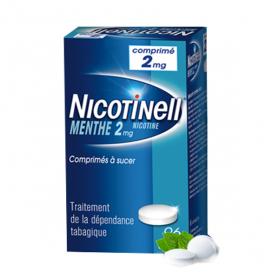 Menthe 96 comprimés à sucer 2mg