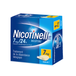 NICOTINELL Tts 7 patchs 7 mg/24h