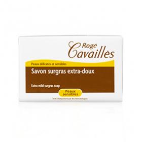 ROGÉ CAVAILLES Savon surgras extra-doux lait et miel 150g