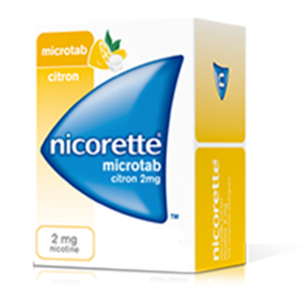 Microtab citron 100 comprimés sublinguales 2mg