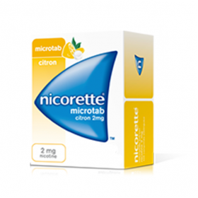 Microtab citron 30 comprimés sublinguales 2mg