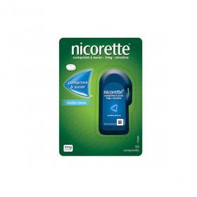 NICORETTE 20 comprimés à sucer 2mg