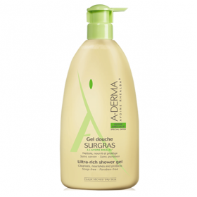 A-DERMA Gel douche surgras 750ml