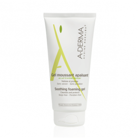 A-DERMA Gel moussant apaisant 200ml