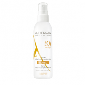 A-DERMA Protect spray très haute protection spf 50+ 200ml