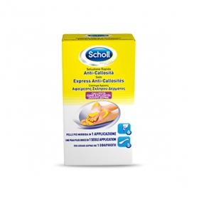 SCHOLL Soin express anti-callosités 1 kit