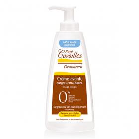 Dermazero crème lavante extra-douce 500ml