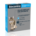 Biocanipro collier insecticide chat x1