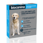 Biocanipro collier insecticide grand chien x1