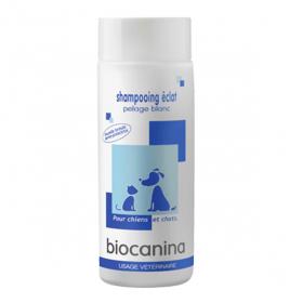 BIOCANINA Shampooing éclat pelage blanc 200ml
