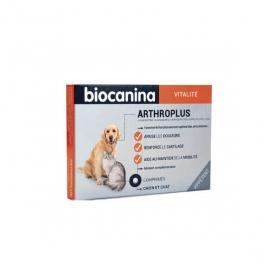 BIOCANINA Biocatonic arthroplus 40 comprimés sécables