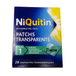 NIQUITIN 28 patchs 21mg/24h