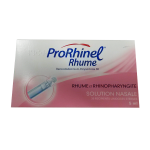 PRORHINEL Prorhinel rhume solution nasale 20 dosettes 5ml