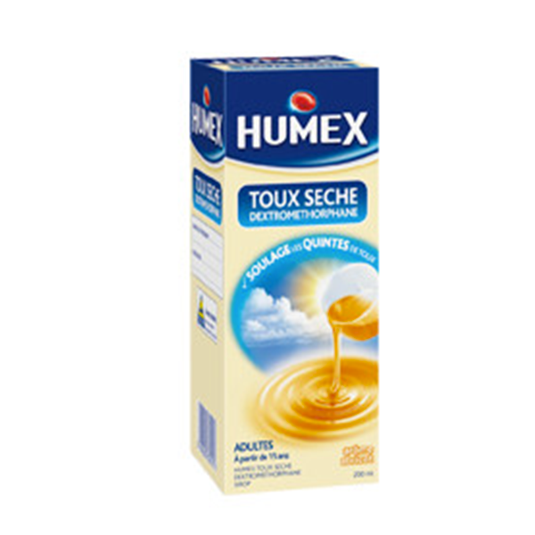 humex adultes toux s che dextromethorphane sirop 200ml m dicaments pharmarket. Black Bedroom Furniture Sets. Home Design Ideas