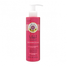 Gingembre rouge lait sorbet 200ml