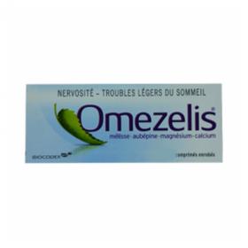 Omezelis comprimé enrobé 40 comprimés