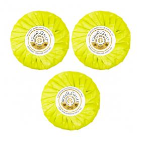 Savon parfumé fleur d'osmanthus coffret 3x100g