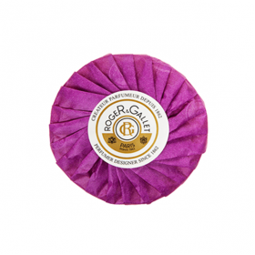 ROGER & GALLET Savon parfumé gingembre 100g boite voyage