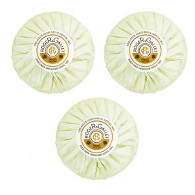 ROGER & GALLET Savon parfumé thé vert coffret 3x100g