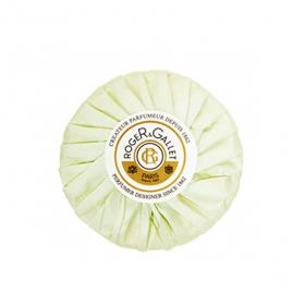 ROGER & GALLET Savon parfumé thé vert 100g boîte carton