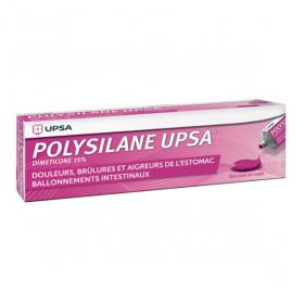 UPSA Polysilane gel oral en tube 170g