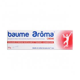 Baume aroma crème tube 50g